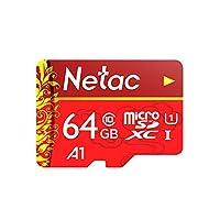 Tickas TF(MicroSD)64GBメモリカードA1 U1 C10トラフィックレコーダーモニタリングカメラ携帯電話ストレージカード