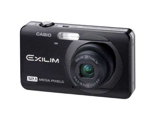 CASIO デジタルカメラ EXILIM EX-Z90 ブラック EX-Z90BK