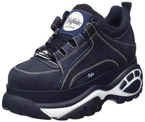 Buffalo London Damen 1339-14 2.0 Sneaker, Navy, 40 EU