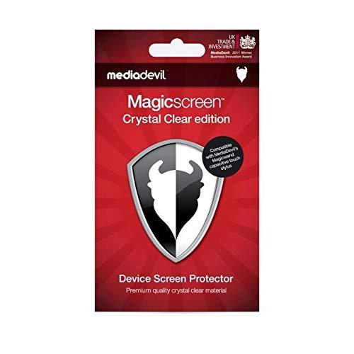 MediaDevil Pellicola Protettiva per iPhone 2020 - Edizione Ultra-Tough (Libera di Vetro) (2-Pezzi)