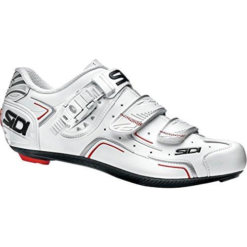 Sidi Level Fahrradschuhe Herren white/white Größe 43 2017 Mountainbike-Schuhe