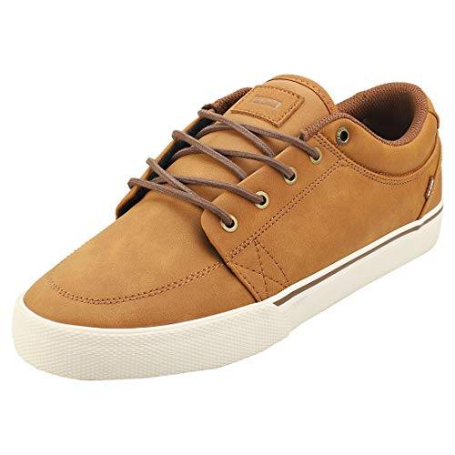 GLOBE GS, Zapatillas de Skateboard para Hombre, Marrón (Sand Mock 16309), 40.5 EU