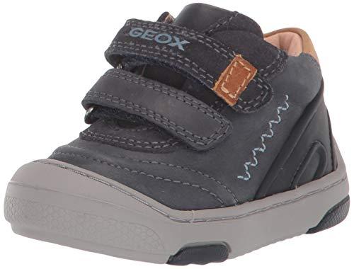 Geox Baby Jungen B JAYJ Boy A Sneaker, Blau (Navy C4002), 22 EU