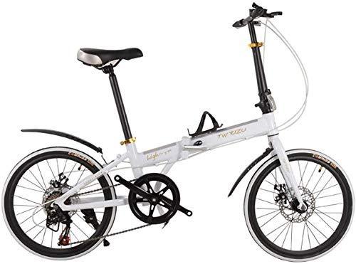 ZTBXQ Regalo Deportivo ldeas Freestyle Bicicletas para niños Bicicleta Plegable de aleación...