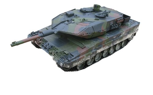 Carson 500406020 - 1:16 Leopard 2A5, 2,4 GHz, 100% RTR