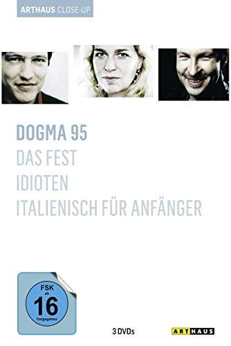 Arthaus Close Up - Dogma 95: Das Fest / Idioten / Italienisch für Anfänger [3 DVDs]