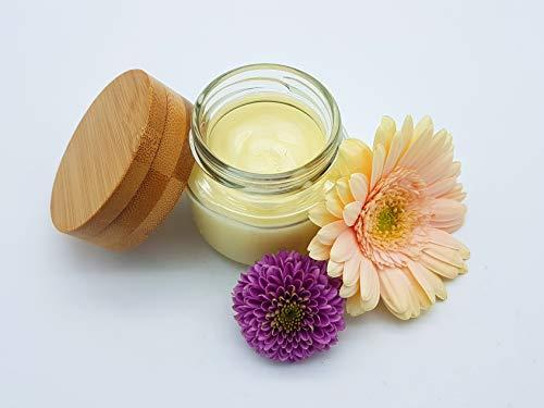 Handbalsam Blütenfrische, vegan, ohne Palmöl, ohne Plastik, reichhaltige Handcreme von kleine Auszeit Manufaktur