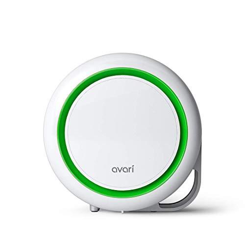 Avari 500-ESF Patented Electrostatic Air Purifier for Allergies, Smoke, Pollen, Pet Dander,...