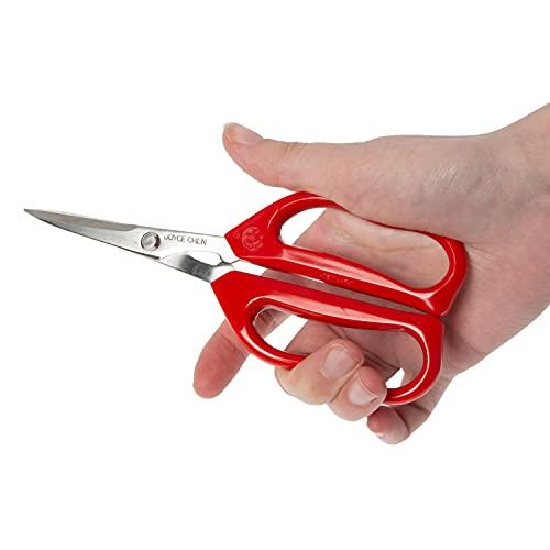 Joyce Chen J51-0220 51-0220, Unlimited Scissor, Red, Pack-1