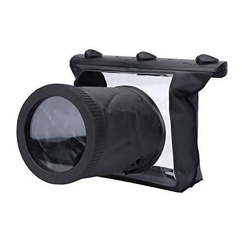 Waterproof Underwater Camera Housing Case Dry Bag Pouch for Canon SLR DSLR Camera