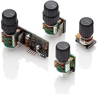 EMG BQC 4-knob Active Bass Preamp System