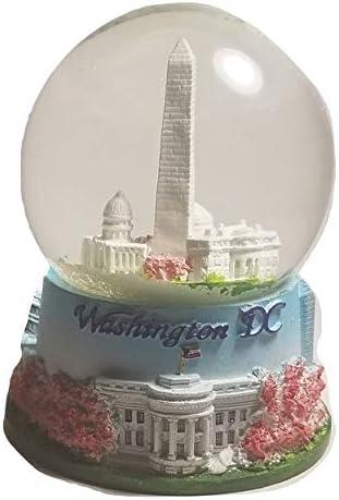 Cherry Blossom Themed Washington Monument Jefferson Memorial White House U S Capitol Washington product image