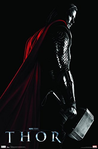 Trends International MCU - Thor - One Sheet Wall Poster, 22.375' x 34', Premium Unframed