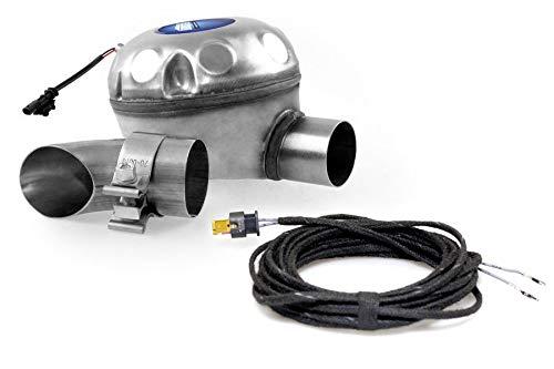 Soundgenerator Lautsprecher für AUßEN für Kufatec Sound Booster PRO Active Sound