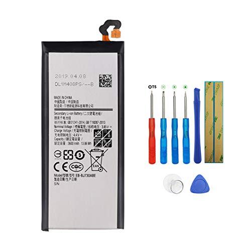 swark batería EB-BJ730ABE para Samsung Galaxy J7 Pro 2017 J730 SM-J730F con herramientas