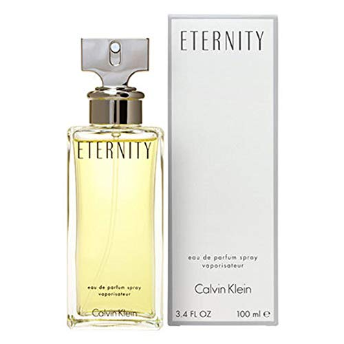 Calvin Klein Eternity 100 ml EDP Spray Perfumes para Mujer Blanco Talla 100 ml EDP Spray