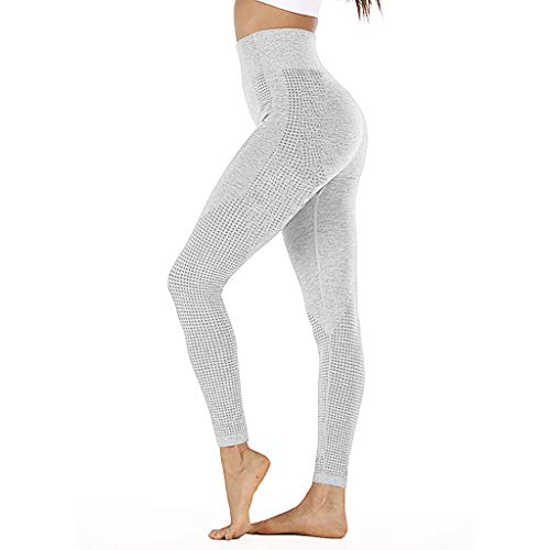 Mode Damen Hüfte Nahtlose Punkt Hohe Taille Geschwindigkeit Trockene Hosen Fitness Yoga Hosen, Damen Leggings, Classics Stretch Workout Fitness Jogginghose Eaylis