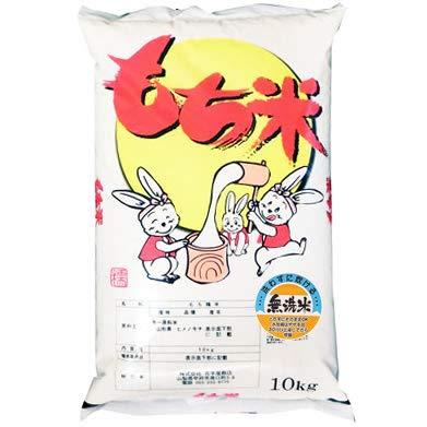 山形県産 無洗米 もち米 ヒメノモチ 10kg 令和2年産 新米
