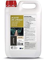 ES-olie LinAZA water