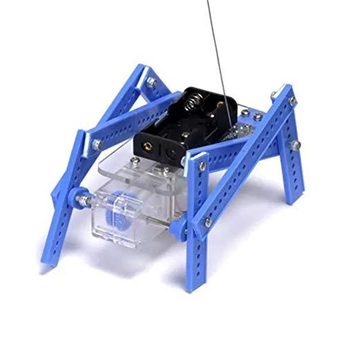 HDHUA Accessori di Modifica Kit Telecomando Quadrupede Robot Meccani Smart Car Fai da Te