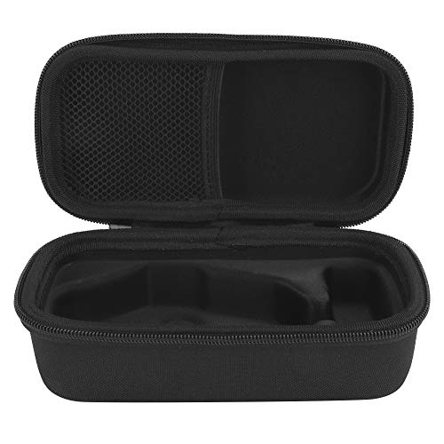 Pusokei Mouse Case, Nylon + EVA + High Elasticity Foam Shockproof Mouse Storage Bag, Semi-waterproof, Shockproof and Durable Portable Mice Bag for G502 Computer Accessories