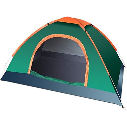 DASEXY Camping Automatische Pop-up Wasserdichte Instant Family Camping Zelt Picknick Angeln Strand Outdoor Indoor Tragbare Wasserdichte UV Schutz Aufbewahrungstasche Mit Rucksack Zelte Camping Wandern