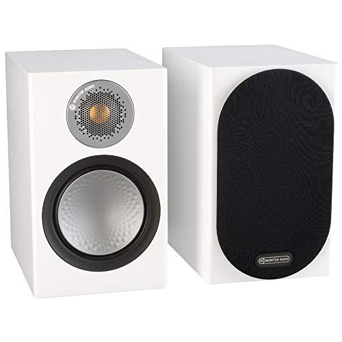 Monitor Audio Silver RX1 Monitor Lautsprecher, farbe High Gloss White Lacquer. Preis Paar