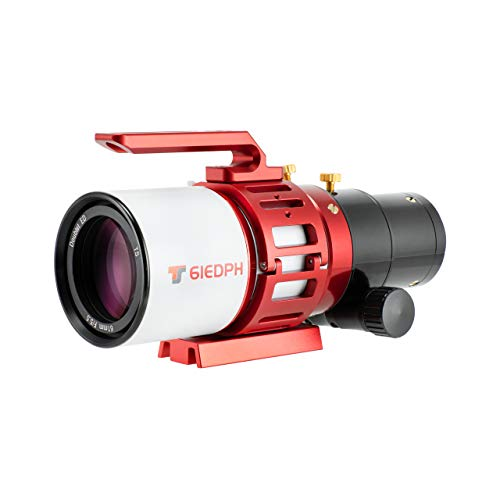 TS-Optics 5-Element Flatfield ED Apo Refraktor 61/274 mm inlusive Korrektor für Astrofotografie, TS61EDPH