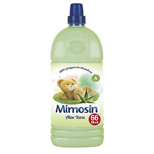 Mimosin Concentrado Suavizante Aloe Vera 66lav