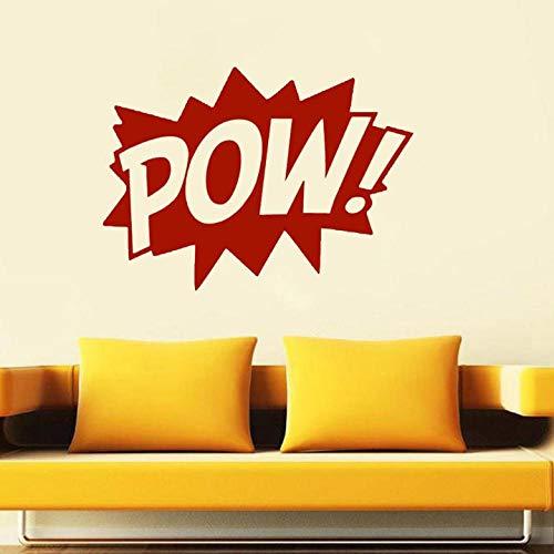 Muursticker vinyl muur decal interieur design sticker kunst room Home Business Decor zelfklevende folie voor meubels wallpaper 90x123cm