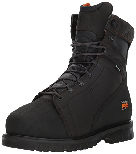 Timberland PRO Men's Rigmaster 8 Inch Waterproof Met Work Boot,Brown,10 M US