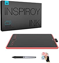 HUION Inspiroy Ink H320M Drawing Tablet 10 x 6 Inch Dual-Purpose LCD Writing Tablet, 11 Press Keys, Android Supported, Sle...