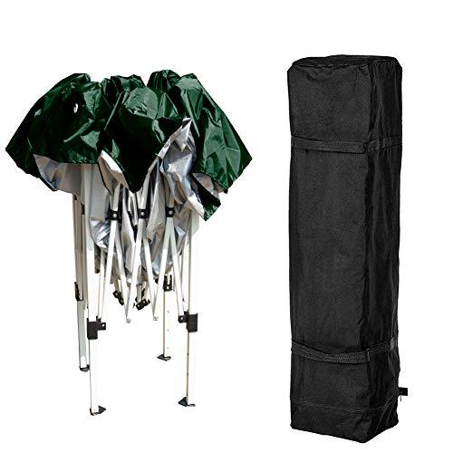 Polar Aurora 10' X 10' 5 Color Slant Leg Easy Pop up Popup Canopy Party Sun Shade Tent (Green)