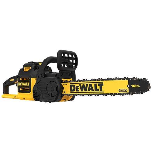 DEWALT 40V MAX XR Chainsaw, 4-Ah Battery, 16-Inch (DCCS690M1)