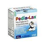 Pedia-Lax - HN-04M9-0JK3 Liquid Glycerin Suppositories,...