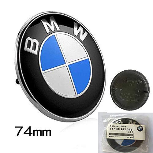 Haocc Loud - Emblema de Repuesto para BMW E46, E90, E82, con