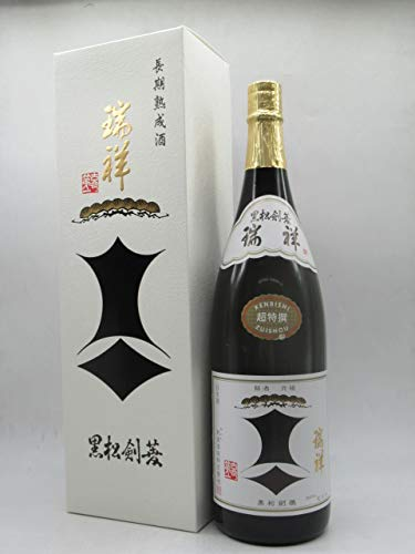 瑞祥 黒松剣菱 1800ml