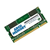 Arch Memory Replacement for Dell SNPTX760C/2G 2 GB 200-Pin DDR2 So-dimm RAM for Latitude E6400 ATG