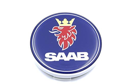 Saab Original 9-3, 9-7x, 9-5 Wheel Emblem Center Cap 12775052