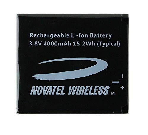 New OEM Novatel 40115131.01 6620 6620L 4000mAh 3.8V Mifi Hotspot Battery
