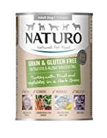 Grain Free & Gluten Free Wet Food 100% Natural Ideal for dogs with digestive issues or allergy sensitive dogs 50% Meat Content No colours, preservatives or flavours added