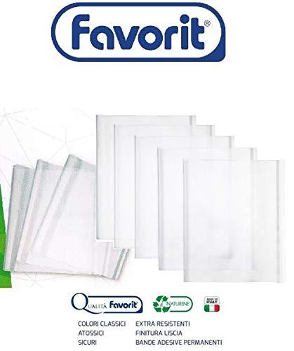 Favorit 100460585 La Web Cartoleria CF 20 Coprilibri, 31 x 50 cm, Neutro Liscio