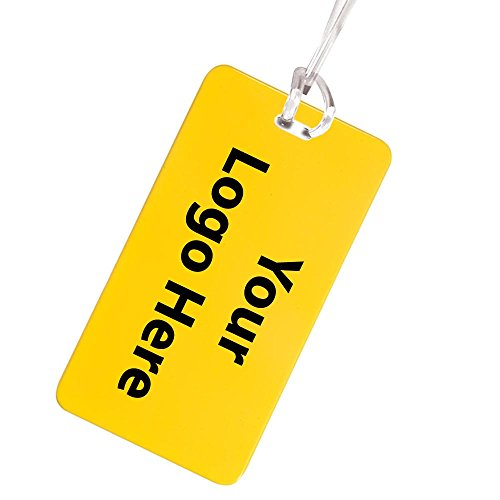 Hi Flyer Luggage Tag - 400 Quantity - $0.85 Each - Promotional Product/Bulk with Your Logo/Customized