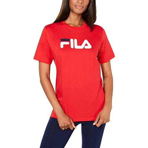 Fila Eagle Tee Chinese Red/White/Peach SM
