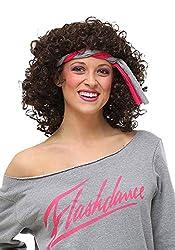 Flashdance Wig for Women