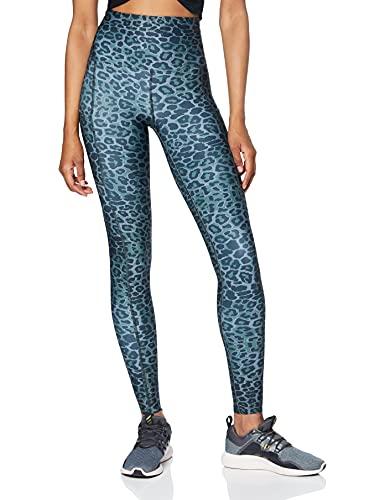 Amazon-Marke: AURIQUE Damen Sportleggings mit hohem Bund und Print