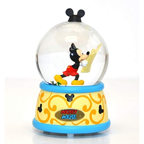 Disneyland Paris Disney Mickey Mouse - Bola de Nieve Musical