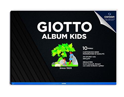Giotto Album Nero, 580600