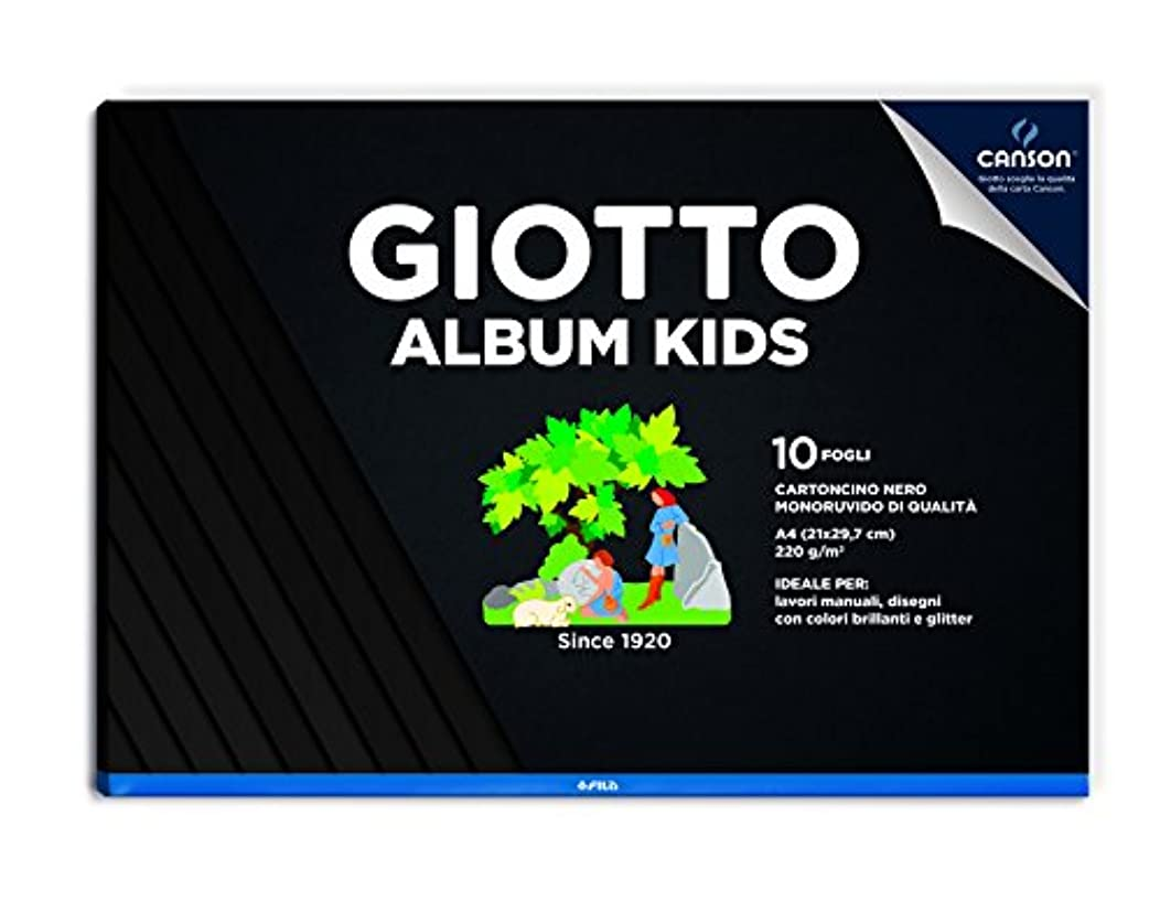 Giotto?–?Album, Black, 580600