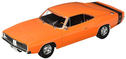 Maisto 1:18 Special Edition - 1969 Dodge Charger R/T - Orange